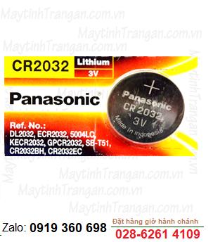 Pin Panasonic CR2032 lithium 3V chính hãng Panasonic
