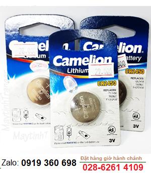 Pin Camelin CR2450 lithium 3V chính hãng Camelion