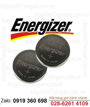 Pin Energizer CR2450 lithium 3V chính hãng Energizer USA