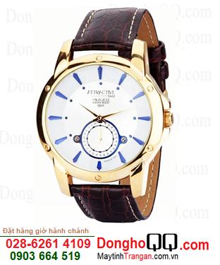 DA14J101Y; Đồng hồ nam Q&Q Attractive DA14J101Y chính hãng Q&Q Japan| CÒN HÀNG