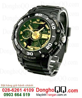 Q&Q DE10J502Y; Đồng hồ điện tử DE10J502Y chính hãng Q&Q Japan| CÒN HÀNG