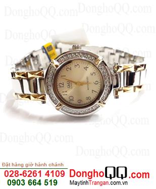 Q&Q F281-403Y; Đồng hồ nữ F281-403Y chính hãng Q&Q Japan| CÒN HÀNG