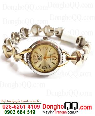 Q&Q F337-404Y; Đồng hồ NữF337-404Y chính hãng Q&Q Japan| CÒN HÀNG
