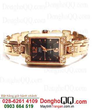 Q&Q F339-002Y; Đồng hồ thời trang nữ F339-002Y chính hãng Q&Q Japan| CÒN HÀNG