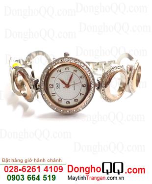 Q&Q F341-404Y; Đồng hồ Nữ F341-404Y chính hãng Q&Q Japan| CÒN HÀNG