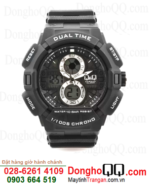 Q&Q GW81J001Y; Đồng hồ điện tử GW81J001Y chính hãng Q&Q Japan| CÒN HÀNG