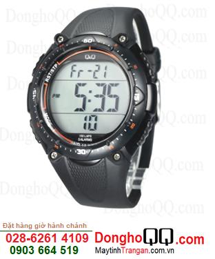 Q&Q M010J001Y; Đồng hồ điện tử M010J001Y chính hãng Q&Q Japan| CÒN HÀNG