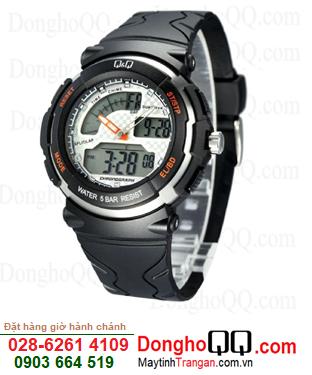 Q&Q M012J001Y; Đồng hồ điện tử M012J001Y chính hãng Q&Q Japan| CÒN HÀNG