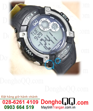 Q&Q M065J003Y; Đồng hồ điện tử M065J003Y chính hãng Q&Q Japan| CÒN HÀNG