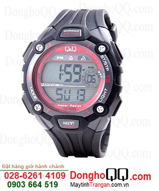 Q&Q M083J001Y; Đồng hồ điện tử M083J001Y chính hãng Q&Q Japan| CÒN HÀNG