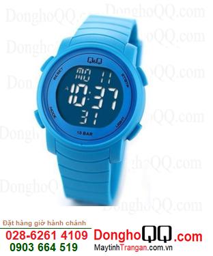 Q&Q M122J006Y; Đồng hồ Học sinh Nam-Nữ M122J006Y chính hãng Q&Q Japan| CÒN HÀNG