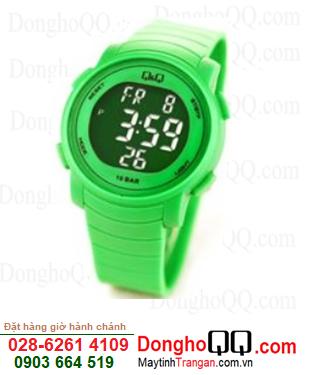 Q&Q M122J007Y; Đồng hồ Học sinh Nam-Nữ M122J007Y chính hãng Q&Q Japan| CÒN HÀNG