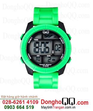 Q&Q M123J006Y; Đồng hồ Học sinh Nam-Nữ M123J006Y chính hãng Q&Q Japan| CÒN HÀNG