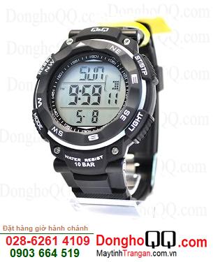 Q&Q M124J002Y; Đồng hồ điện tử Q&Q M124J002Y chính hãng Q&Q Japan| CÒN HÀNG