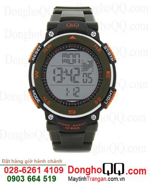 Q&Q M124J003Y; Đồng hồ M124J003Ychính hãng Q&Q Japan| CÒN HÀNG
