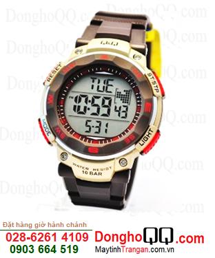 Q&Q M124J004Y; Đồng hồ M124J004Y chính hãng Q&Q Japan| CÒN HÀNG