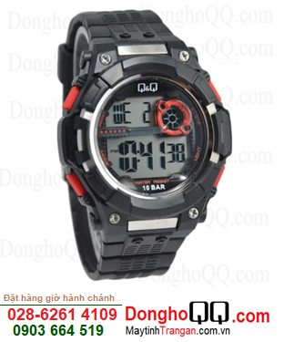 Q&Q M125J002Y; Đồng hồ Học M125J002Y chính hãng Q&Q Japan| CÒN HÀNG