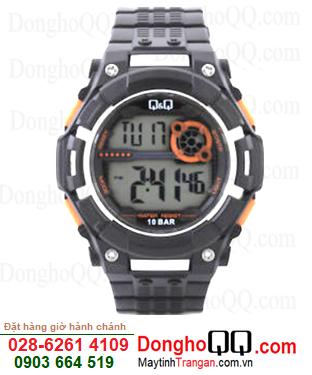 Q&Q M125J003Y; Đồng hồ điện tử M125J003Y chính hãng Q&Q Japan| CÒN HÀNG