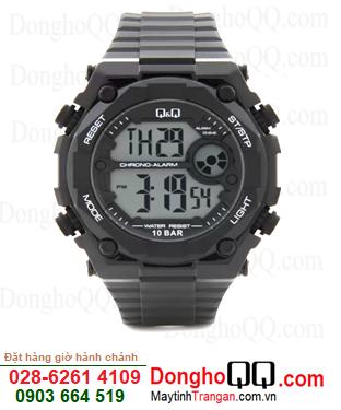 Q&Q M127J001Y; Đồng hồ điện tử M127J001Y chính hãng Q&Q Japan| CÒN HÀNG