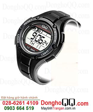 Q&Q M129J001Y; Đồng hồ điện tử M129J001Y chính hãng Q&Q Japan| CÒN HÀNG