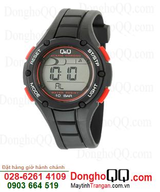 Q&Q M129J004Y; Đồng hồ điện tử M129J004Y chính hãng Q&Q Japan| CÒN HÀNG