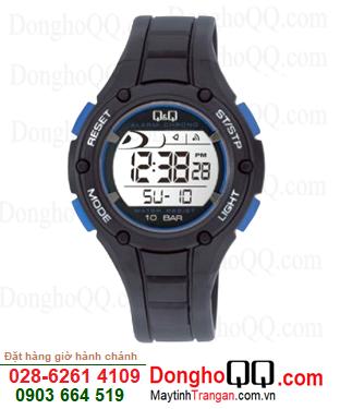 Q&Q  M129J006Y; Đồng hồ điện tử M129J006Y chính hãng Q&Q Japan| CÒN HÀNG