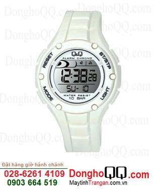 Q&Q M129J007Y; Đồng hồ G-SHOCK điện tử M129J007Y chính hãng Q&Q Japan| CÒN HÀNG