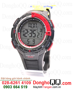 Q&Q M131J001Y; Đồng hồ điện tử M131J001Y chính hãng Q&Q Japan| CÒN HÀNG