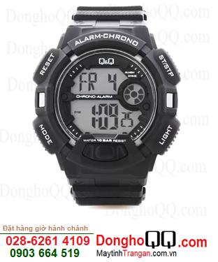 Q&Q M132J001Y; Đồng hồ điện tử M132J001Y chính hãng Q&Q Japan| CÒN HÀNG