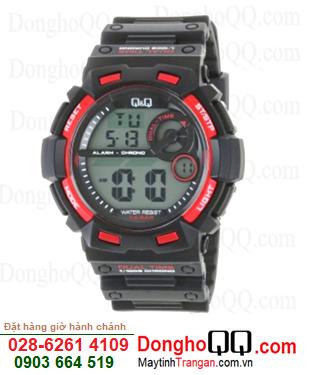 Q&Q M142J001Y; Đồng hồ điện tử M142J001Y chính hãng Q&Q Japan| CÒN HÀNG