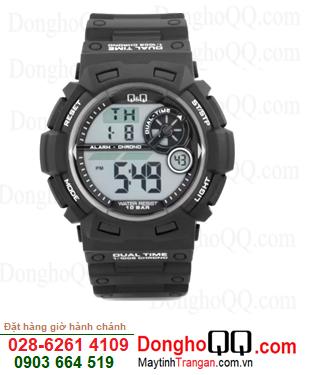 Q&Q M142J002Y; Đồng hồ ĐIỆN TỬ M142J002Y chính hãng Q&Q Japan| CÒN HÀNG