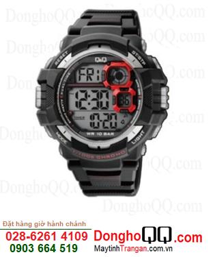 Q&Q M143J001Y; Đồng hồ điện tử Nam Q&Q M143J001Y chính hãng Q&Q Japan| CÒN HÀNG