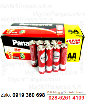 Panasonic R6DT/4S; Pin AA 1.5v Panasonic R6DT/4S Made in Thailand
