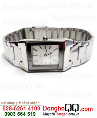 Q&Q Q721-201Y; Đồng hồ đeo tay nữ Q&Q Elegant Q721-201Y chính hãng Q&Q Japan| CÒN HÀNG