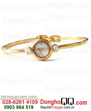 Q&Q S091-004Y; Đồng hồ nữ S091-004Y chính hãng Q&Q Japan