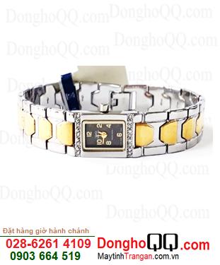 Q&Q S141-405Y; Đồng hồ Nữ S141-405Y chính hãng Q&Q Japan| CÒN HÀNG
