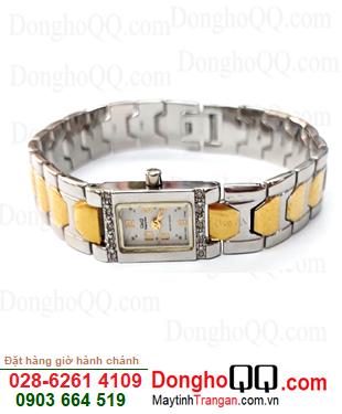 Q&Q S141-404Y; Đồng hồ nữ S141-404Y chính hãng Q&Q Japan| CÒN HÀNG