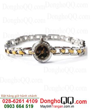 Q&Q S143-405Y; Đồng hồ nữ S143-405Y chính hãng Q&Q Japan