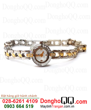 Q&Q S143-404Y; Đồng hồ nữ S143-404Y chính hãng Q&Q Japan| CÒN HÀNG