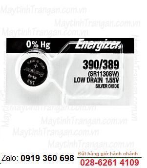 Energizer SR1130SW; Pin đồng hồ 1.55v Silver Oxide Energizer SR1130SW