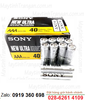 Sony R03-NUB4A; Pin AA 1.5v Sony R03-NUB4A New Ultra