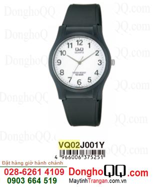 Q&Q VQ02J001Y; Đồng hồ Nam-Nữ VQ02J001Y chính hãng Q&Q Japan| CÒN HÀNG
