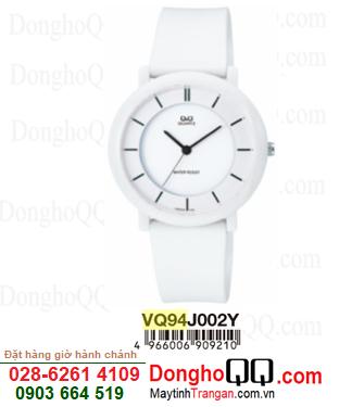 Q&Q VQ94J002Y; Đồng hồ Nam-Nữ VQ94J002Y chính hãng Q&Q Japan| CÒN HÀNG