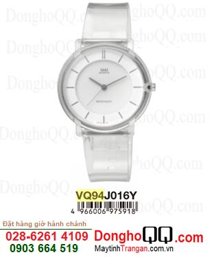 Q&Q VQ94J016Y; Đồng hồ Nam-Nữ VQ94J016Y chính hãng Q&Q Japan| CÒN HÀNG