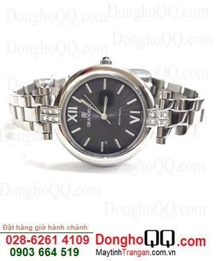 Q&Q X105J202Y; Đồng hồ nữ Q&Q Grandeux X105J202Y chính hãng Q&Q Japan| CÒN HÀNG