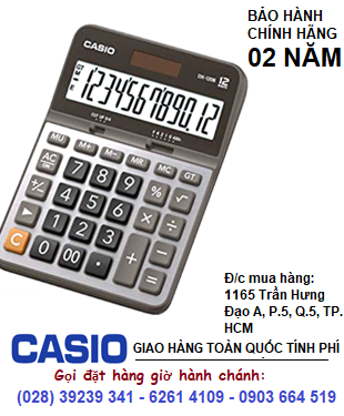 Casio DX-120B; Máy tính tiền Casio DX-120B chính hãng| CÒN HÀNG