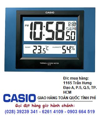 Đồng hồ treo tường Để bàn Casio ID-16S-2DF chính hãng| CÒN HÀNG