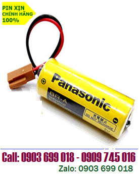PANASONIC BR-A; Pin Panasonic BR-A lithium 3V size AA 1800mAh chính hãng _Made in Japan