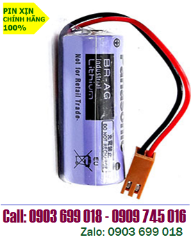 PANASONIC BR-AG; Pin Panasonic BR-AG lithium 3V A2200mAh chính hãng _Made in Japan