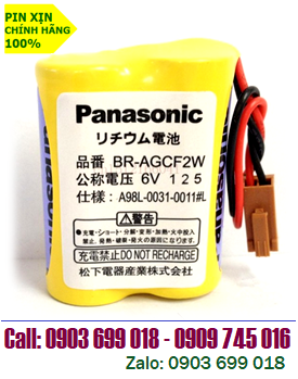 PANASONIC BR-AGCF2W; Pin nuôi nguồn Panasonic BR-AGCF2W  lithium 6.0v _Japan